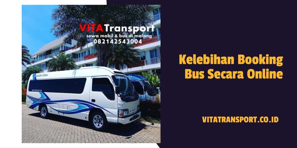 Kelebihan Booking Bus Secara Online